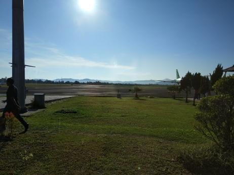 Bandara Hanandjoedin - Sederhana